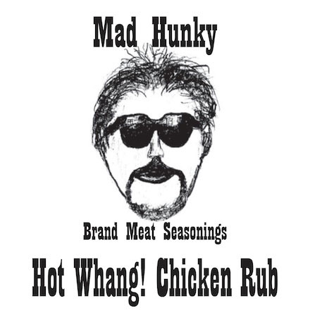 hot wang chicken rub